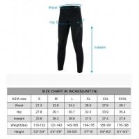 SANTIC   YC Men Padded Cycling Pants - M0C04118HER
