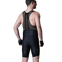 SANTIC | Asgar Men Padded Bib Shorts - M7C05094ER