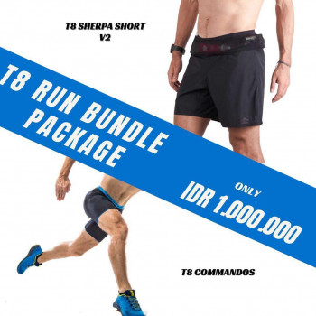 T8 Bundle Package | Men Sherpa V2 Blue & Commandos