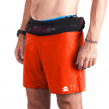 T8 Men's Sherpa Shorts V2 (Red)